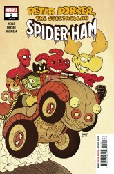 Marvel Comics's Spider-Ham Issue # 3