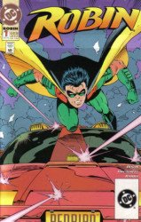 DC Comics's Robin Issue # 1c