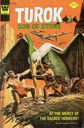 Gold Key's Turok, Son of Stone Issue # 99whitman