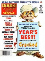 Globe Communications's Cracked: Collectors Edition Issue # 72