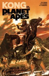 BOOM! Studios's Kong on the Planet of the Apes TPB # 1