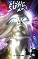 Marvel Comics's Silver Surfer: Black Issue # 4c