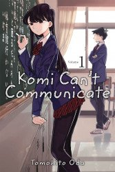 Viz Media's Komi Can't Communicate Soft Cover # 1