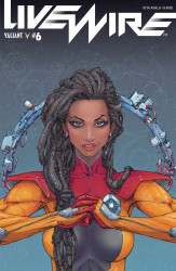 Valiant Entertainment's Livewire Issue # 6