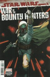 Marvel Comics's Star Wars: War of the Bounty Hunters - Alpha Issue # 1b