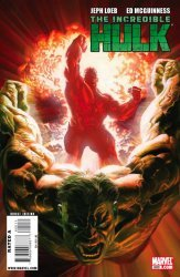 Marvel Comics's The Incredible Hulk Issue # 600
