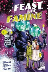 Alterna Comics's Feast or Famine TPB # 1