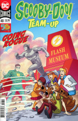 DC Comics's Scooby-Doo Team-Up Issue # 48