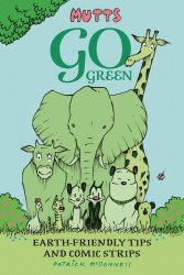 AMP's Mutts Go Green Earth-Friendly Tips And Comic Strips TPB # 1