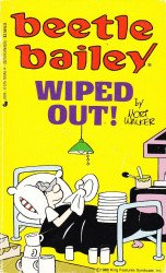 Jove Books's Beetle Bailey Issue # 36