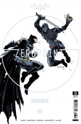 DC Comics's Batman Fortnite: Zero Point Issue # 3d