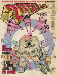 Rebellion's 2000 AD Issue # 1830