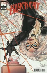 Marvel Comics's Black Cat Issue # 2c