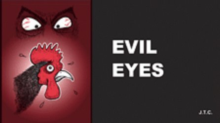 Chick Publications's Evil Eyes Issue nn