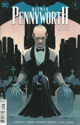 DC Comics's Batman: Pennyworth -R.I.P. Issue # 1