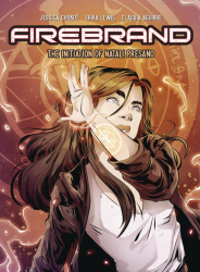 Comic Legends Legal Defense Fund's Firebrand: The Initiation of Natali Presano Soft Cover # 1