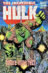 Marvel Comics's Hulk: Future Imperfect Issue # 1