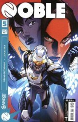 Lion Forge Comics's Catalyst Prime: Noble Issue # 1