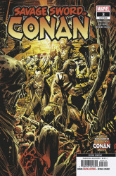 Marvel Comics's Savage Sword Of Conan Issue # 3 - 2nd print