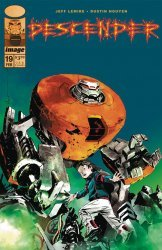 Image Comics's Descender Issue # 19b