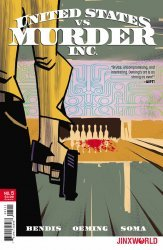 DC Comics's United States vs Murder Inc. Issue # 5
