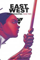 Image Comics's East of West Hard Cover # 2