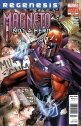 Marvel Comics's Magneto: Not a Hero Issue # 1b