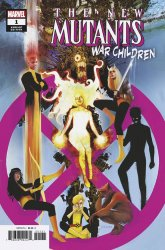 Marvel Comics's New Mutants: War Children Issue # 1c