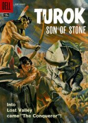 Dell Publishing Co.'s Turok, Son of Stone Issue # 12b