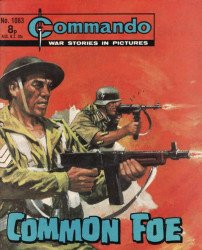 D.C. Thomson & Co.'s Commando: War Stories in Pictures Issue # 1083