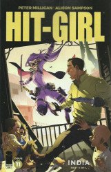 Image Comics's Hit-Girl Issue # 11c