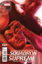 Marvel Comics's Squadron Supreme Issue # 2