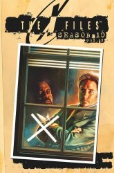 IDW Publishing's The X-Files: Season 10 Hard Cover # 2
