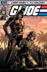 IDW Publishing's G.I. Joe: A Real American Hero Issue # 190
