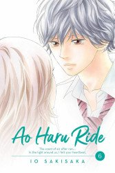 Viz Media's Ao Haru Ride Soft Cover # 6