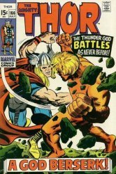 Marvel Comics's Thor (The Mighty) Issue # 166