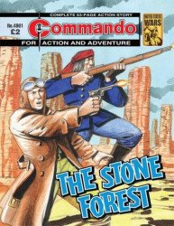 D.C. Thomson & Co.'s Commando: For Action and Adventure Issue # 4961