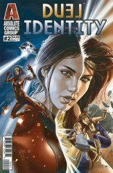 Absolute Comics Group's Duel Identity Issue # 2