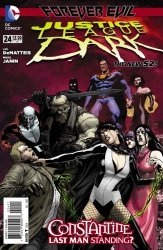 DC Comics's Justice League Dark Issue # 24
