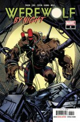 Marvel Comics's Werewolf By Night Issue # 4