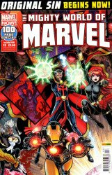 Panini UK's Mighty World of Marvel Issue # 13