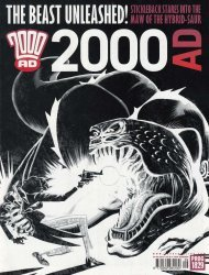 Rebellion's 2000 AD Issue # 1829