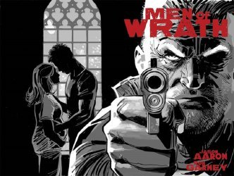 Image Comics's Men Of Wrath Hard Cover # 1