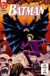 DC Comics's Batman Issue # 491