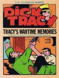Ken Pierce, Inc's Dick Tracy: Tracy's Wartime Memories Soft Cover # 1