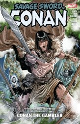 Marvel Comics's Savage Sword Of Conan TPB # 2
