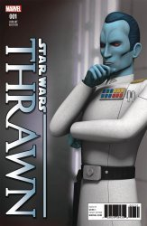 Marvel Comics's Star Wars: Thrawn Issue # 1b