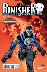 Marvel's Punisher Issue # 1f