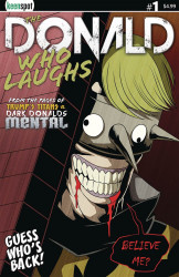 Keenspot Entertainment's The Donald Who Laughs Issue # 1