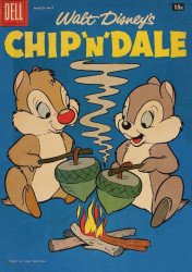 Dell Publishing Co.'s Chip 'n' Dale Issue # 13b